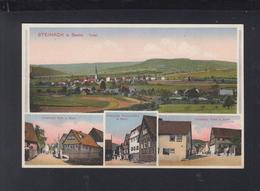 Dt. Reich AK Steinach A. Saale - Bad Kissingen