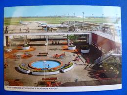 AEROPORT / AIRPORT / FLUGHAFEN      HEATHROW - Aeródromos