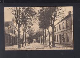 Dt. Reich AK Nortorf Bahnhofstrasse 1931 - Deutschland