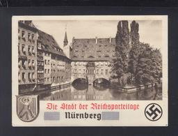 Dt. Reich AK Nürnberg Stadt Der Reichsparteitage - Nürnberg