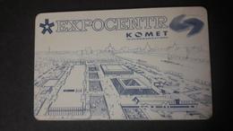 Russia Komet Expocenter - Russia