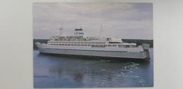 Finnpartner           (passagiersboot  Croisiere) - Commerce