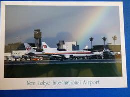 AEROPORT / AIRPORT / FLUGHAFEN     NEW TOKYO INTERNATIONAL AIRPORT     TRISTARD  UNITED - Aerodromi