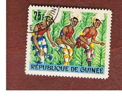 GUINEA -  SG 566  -  1966  NATIONAL BALLET  - USED ° - Guinea (1958-...)