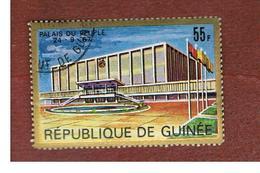 GUINEA -  SG 611  -  1967 PEOPLE'S PALACE  - USED ° - Guinea (1958-...)