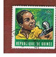 GUINEA -  SG 714  -  1970 CAMPAIGN AGAINST THE SMALLPOX - USED ° - Guinea (1958-...)