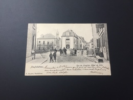 Neufchateau - Rue De Longlier - Hotel De Ville - Neufchâteau