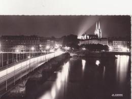 CSM - 6410246. BAYONNE La Nuit Pendant Les Fêtes - Bayonne