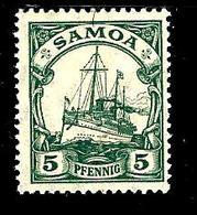 SAMOA 43* 5p Vert Yacht Impérial Hohenzolern - Samoa