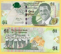 Bahamas 1 Dollar P-71 2008 UNC - Bahamas