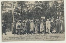 AK  Gefangenenlager Wünsdorf Mohammedaner Kriegsgefangene - Guerre 1914-18