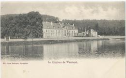 Waulsort - Le Château De Waulsort - Ed. Jules Nahrath Bruxelles - België