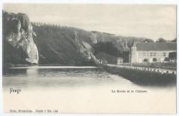 Freyr - La Meuse Et Le Château - Nels Serie 7 No 116 - België