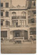 Blankenberge - Blankenberghe - Villa Brise Marine - 1934 - Blankenberge