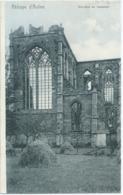 Thuin - Abbaye D'Aulne - Verrière Du Transept - Nels Serie Abbaye D'Aulne No 4 - Thuin
