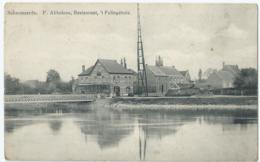 Schoonaerde - F. Abbeloos, Restaurant, 't Palingshuis - 1914 - Sonstige