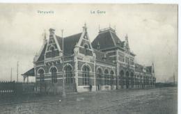 Péruwelz - La Gare - Edition Minel Frêre - Péruwelz