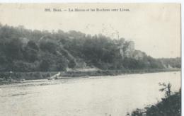 Beez - La Meuse Et Les Rochers Vers Lives - Ed. G. Hermans, Anvers - 1909 - België