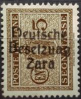 DEUTSCHES REICH - Deutsche Besetzung Zara - Canceled - 5c - Germany