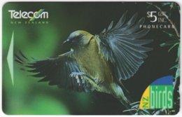 NEW ZEALAND A-827 Magnetic Telecom - Animal, Bird - 241BO - Used - Neuseeland