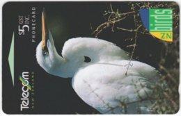 NEW ZEALAND A-828 Magnetic Telecom - Animal, Bird - 242BO - Used - Neuseeland