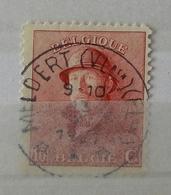 Roi Casqué COB 168 Belle Oblitération Concours Meldert - 1919-1920 Roi Casqué