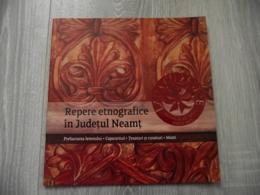 Romania - Neamt - Ethnographic Landmarks - Wood Industry, Fabrics And Seams, Masks - Folklore - 9 Pages - Illustrations - Boeken, Tijdschriften, Stripverhalen