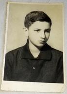 Vieille Photo, Old Photograph, Fotografía Antigua / Portrait D'un Garçon, Portrait Of A Boy, Retrato De Un Niño - Personas Anónimos