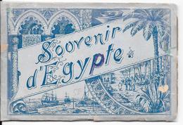 Souvenir D'Egypte : 12 Cartes Détachables. (Voir Commentaires) - Cartes