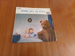 """Disque 33 T , """" Bonne Nuit Les Petits """" Chansons Et Airs Pour Pipeaux - Kinderlieder"""
