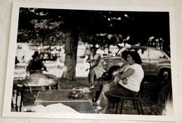 Vieille Photo, Old Photograph, Fotografía Antigua / Dames Sur Un Pique-nique, Ladies On A Picnic - Personas Anónimos