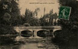 16 - SAINT-FORT-sur-le-NE - Le Pont - Otros Municipios