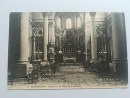 CPA 25 BESANCON - Intérieur De L'eglise Saint Pierre (f) - Besancon