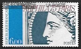 FRANCE 1975  -  Y&T  1837  -  Arphila 75 Paris   -  Oblitéré - France