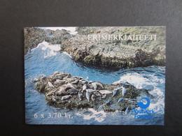 Faroe Islands 1992 , Booklet,  Facit H2 ,  MNH  (Complete) (Häften 1 - 1) - Féroé (Iles)