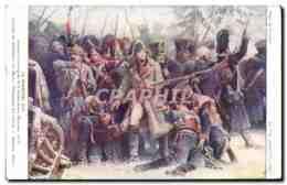 CPA Musee De Versailles Le Marechal Ney Soutenant L Arriere Garde De La Grande Armee 1812 Militaria - Otras Guerras