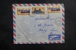 NOUVELLE CALEDONIE - Cachet Commémoratif Du Ralliement Avec La France Sur Enveloppe En 1950 - L 39014 - Neukaledonien