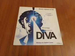 """Disque 33 T """" Diva """" Bande Originale Du Film Par Vladimir Cosma - Soundtracks, Film Music"""