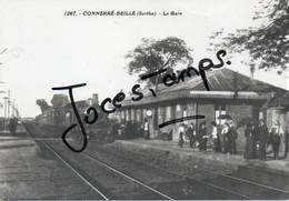 Connerré Beillé La Gare - Connerre