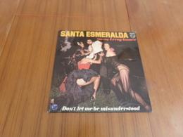 "Disque 33 T Santa Esmeralda "" Don't Let Me Be Misunderstood "" - Vinyl-Schallplatten"