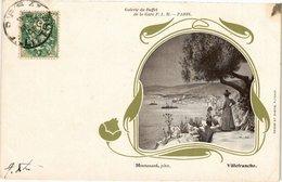 CPA Montenard - VILLEFRANCHE (164359) - Otros Municipios