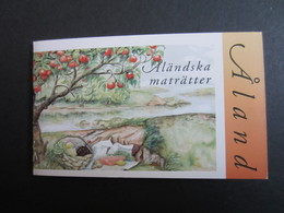 Åland 2002 , Booklet,  Facit H13 ,  MNH  (Complete) (Häften 1 - 1) - Aland