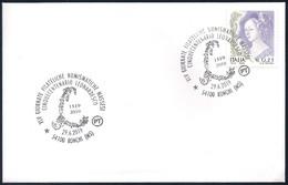 Italia Italy (2019) Special Postmark: Ronchi; Leonardo Da Vinci (500th Anniversary Of Death) - Celebrità