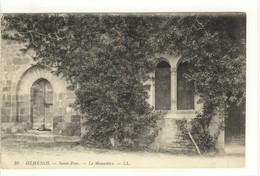 Carte Postale Ancienne Gémenos - Saint Pons. Le Monastère - Autres Communes