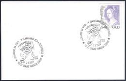 Italia Italy (2019) Special Postmark: Torino; Leonardo Da Vinci (500th Anniversary Of Death) - Celebrità