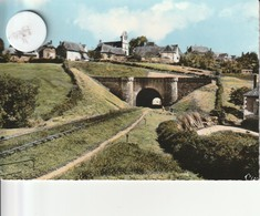 19 -Très Belle Carte Postale Semi Moderne De SAINT SOLVE  Le Tunnel - Other Municipalities
