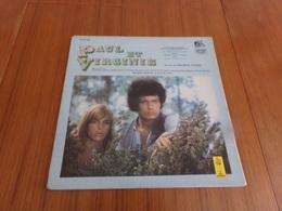 "Disque 33 T "" Paul Et Virginie "" - Soundtracks, Film Music"