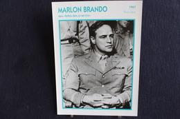 Sp-Acteur/ 1967 - Marlon Brando, Est Unacteuretréalisateuraméricain, Né En1924àOmaha (Nebraska)et Mort En 2004 - Attori
