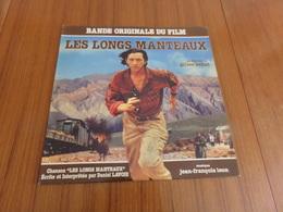 """Disque 33 T """" Les Longs Manteaux """" - Filmmusik"""