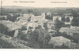 42 // CHAVANAY  Vue Générale De Verlieu  1154 - Otros Municipios